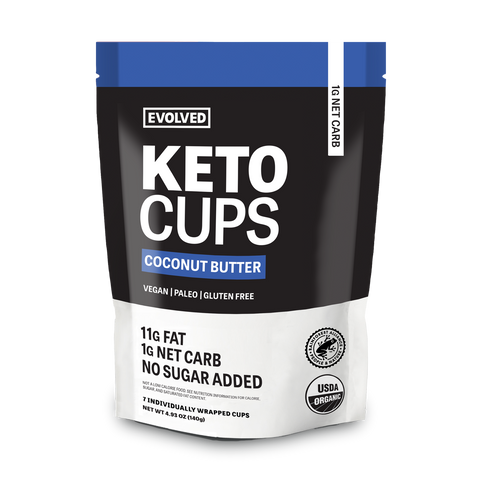 COCONUT BUTTER KETO CUPS POUCH