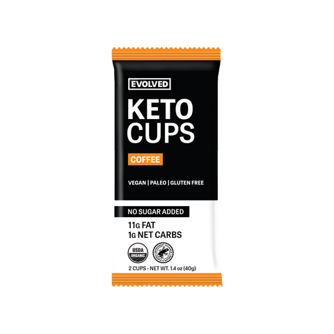 COFFEE KETO CUPS 2 PACK