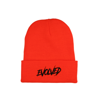 Evolved X Carhartt Beanie - (Bright Orange)