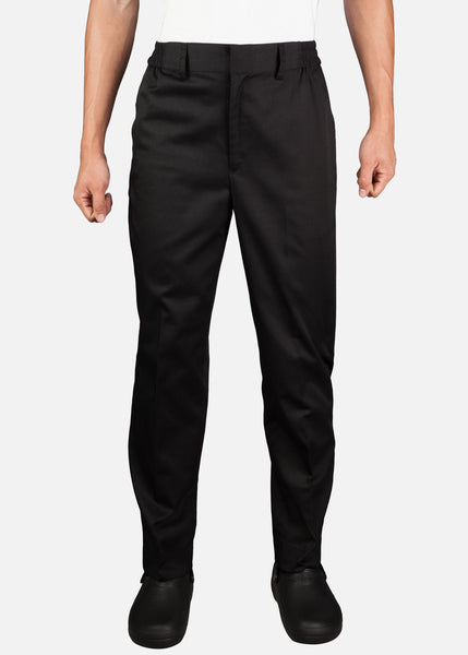 CPT001 Unisex Semi-Elastic Chef Pants
