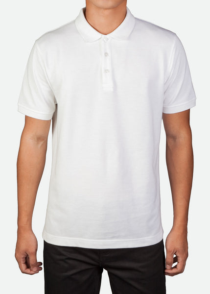 MPL001 Men's Classic Polo Tee [ CLEAR STOCKS ]