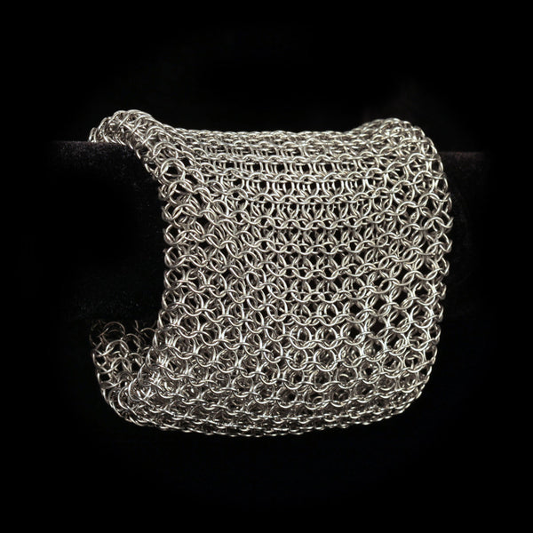 Chainmail Large Ring Bracelet