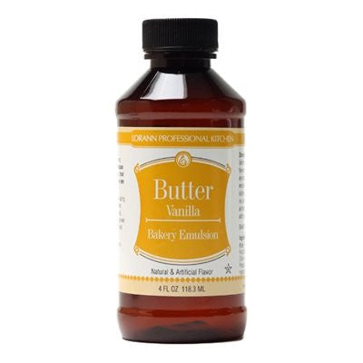 Bakery Emulsion- Butter Vanilla