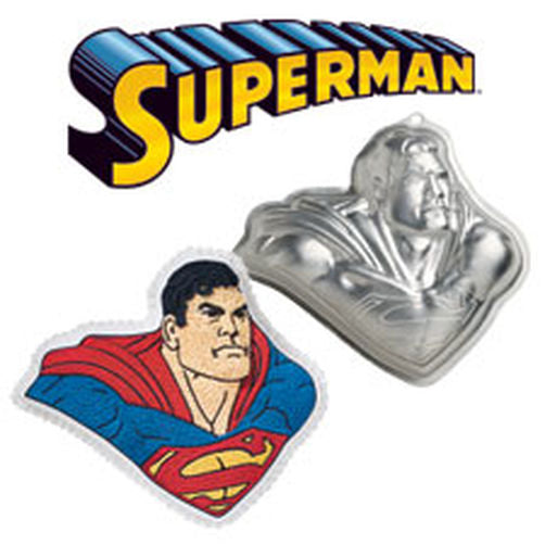 Baking Pan - Superman