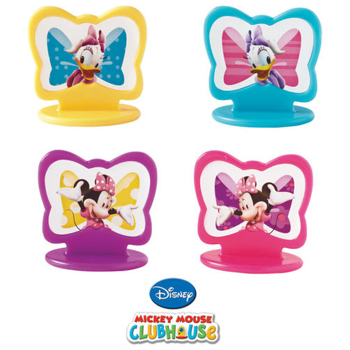 Minnie Mouse Toppers
