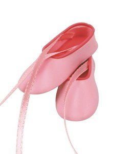 Ballet Shoes Topper