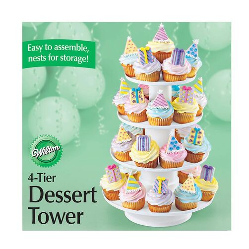 4-Tier Treat Tower