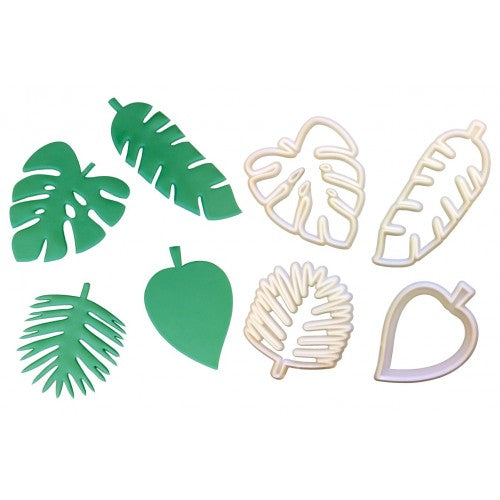 Totally Tropical Leaves Cutter