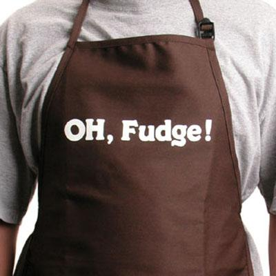 Apron - Oh, Fudge!