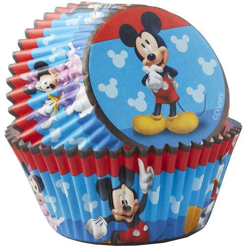 Disney Mickey Mouse Standard Cupcake Liners