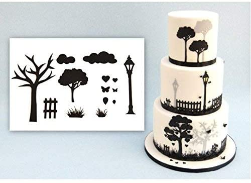 Countryside Silhouette Cutter Set