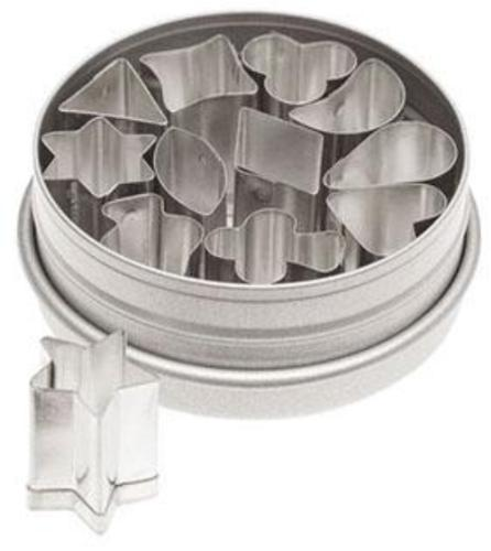 Aspic Cutter Set