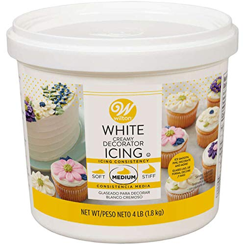 Creamy White Decorator Icing 4lb