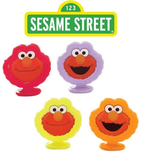 Cupcake Toppers - Elmo