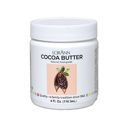 Cocoa Butter 4oz