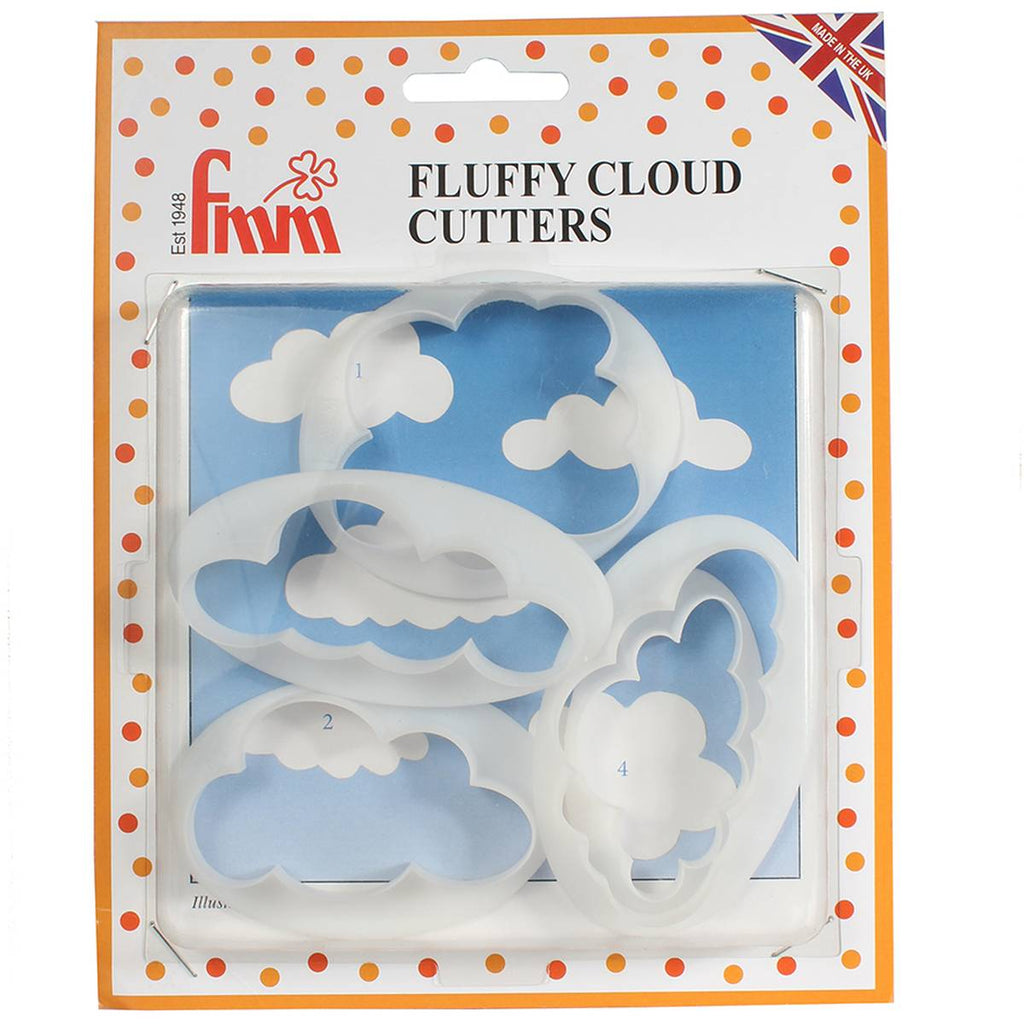 Fluffy Cloud Cutters