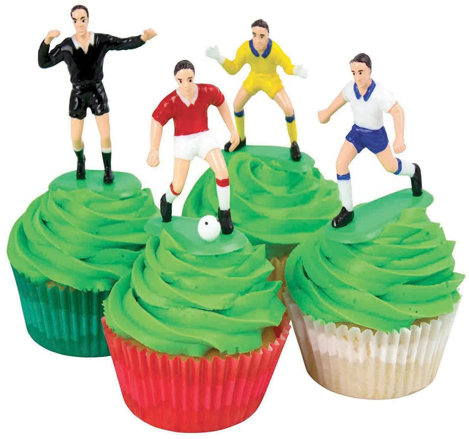 Cake Topper - Football/Soccer