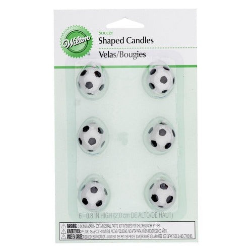 Candles - Soccer Ball