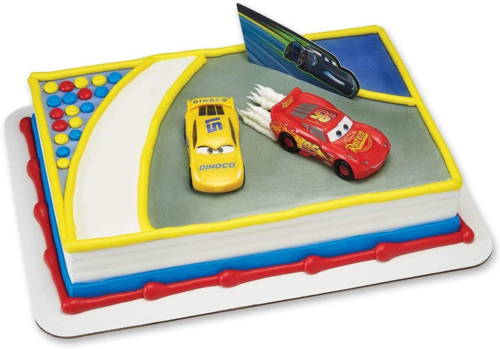 Cars 3 - Ahead Of The Curve
