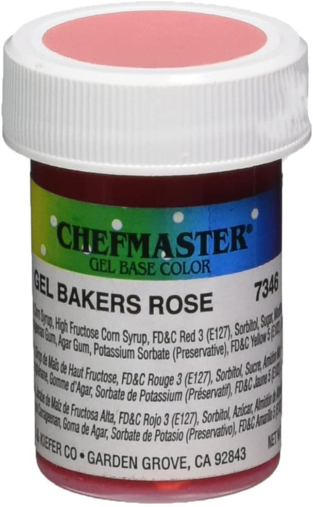 Gel Base Color - Bakers Rose