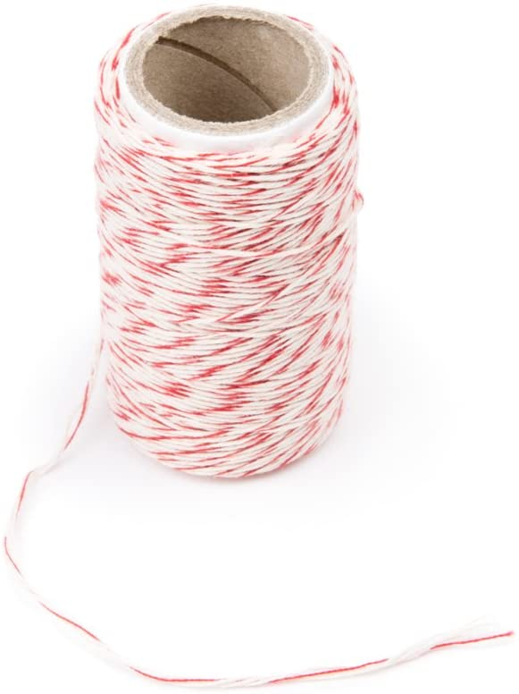 Cotton Twine - Red