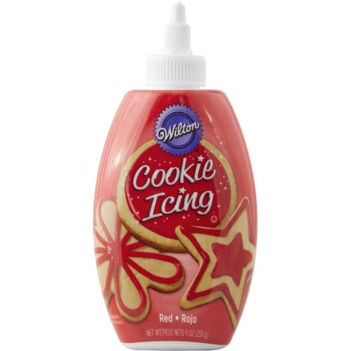 Cookie Icing - Red