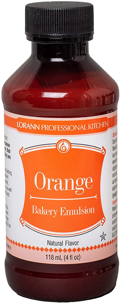 Bakery Emulsion - Orange