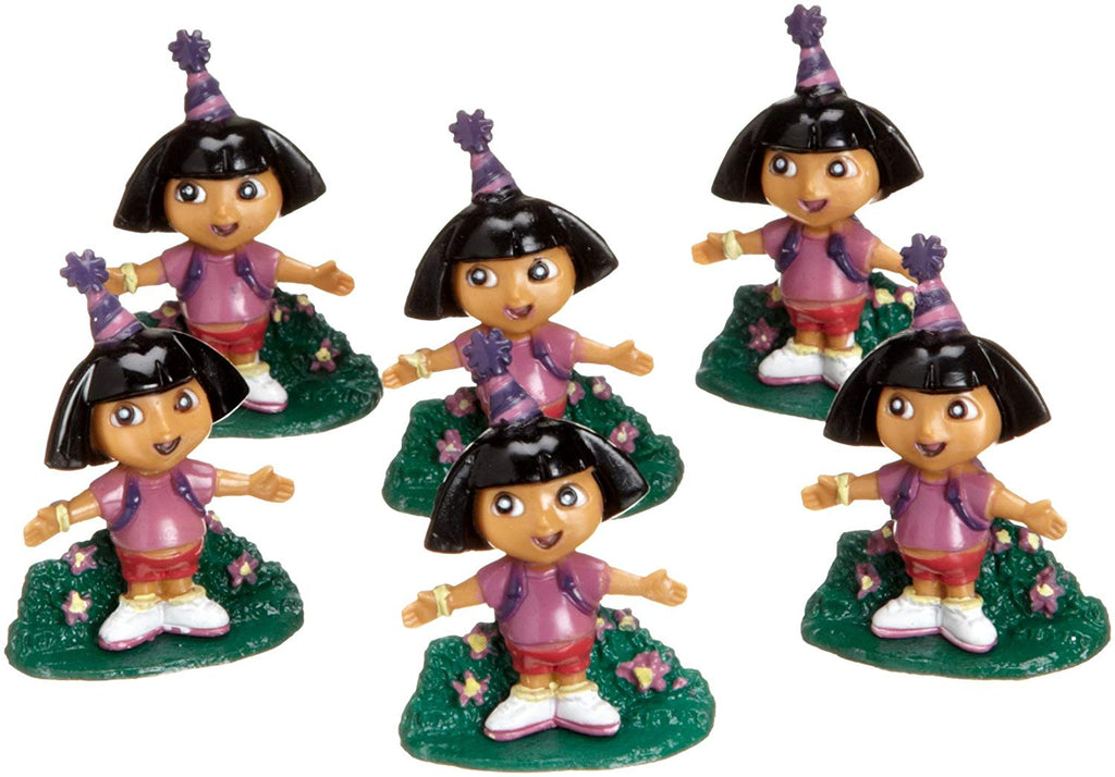 Dora the Explorer Topper