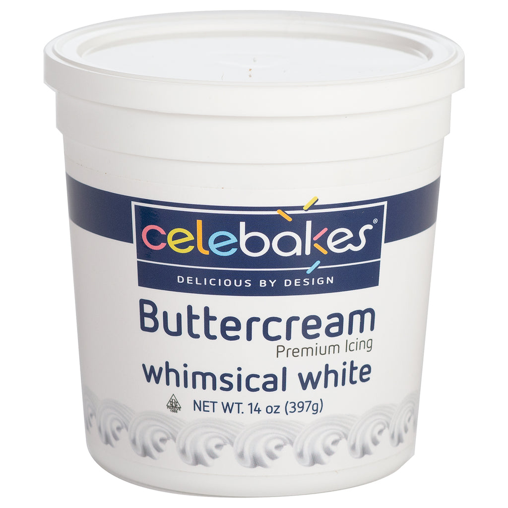 Buttercream Icing - White