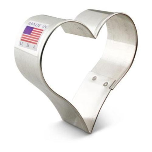 Cookie Cutter - Heart 2 3/4""