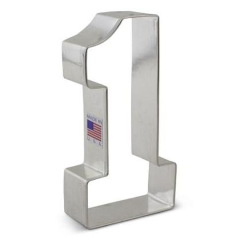 Cookie Cutter - Number 1 Large