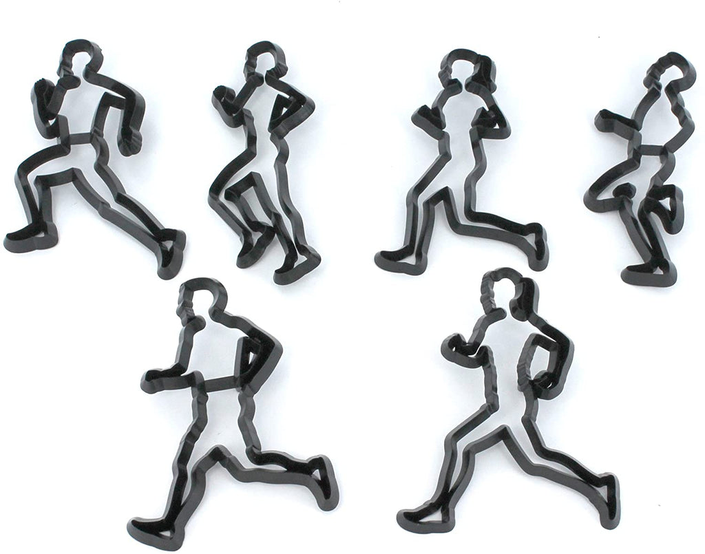 Runner Silhouette Cutter Set