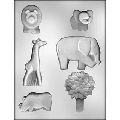 Animal Chocolate Mold