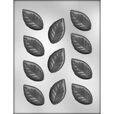 "Chocolate Mold - 2-3/8"" Rose Leaf"
