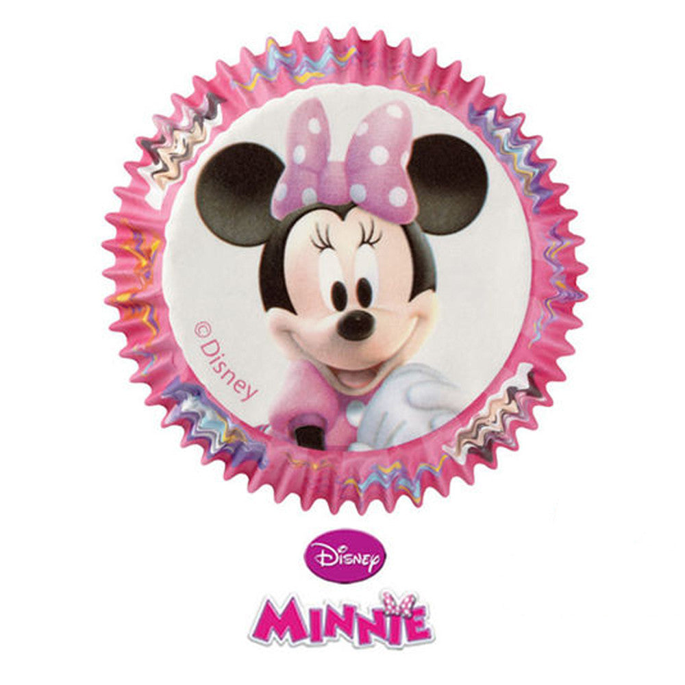 Disney Minnie Mouse Standard Cupcake Liners