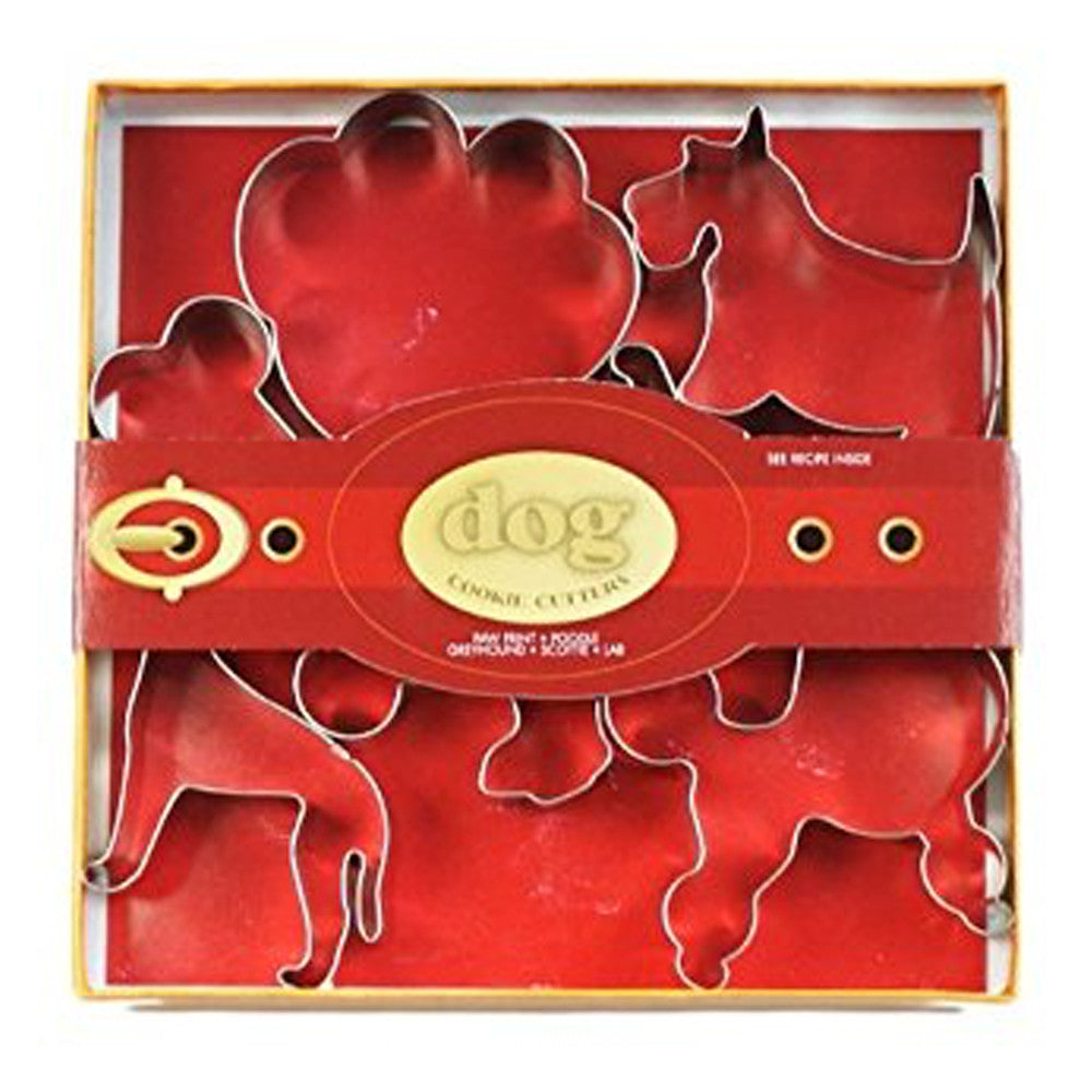 Cookie Cutter Set - Dog