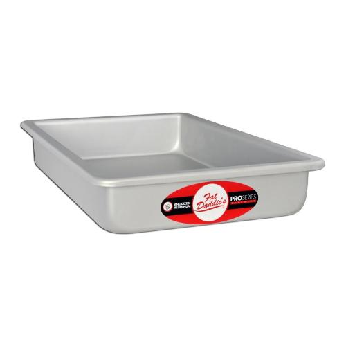 Rectangle Cake Pan 2 Inches High