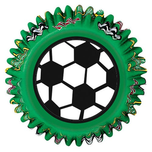 Soccer Standard Cupcake Liners