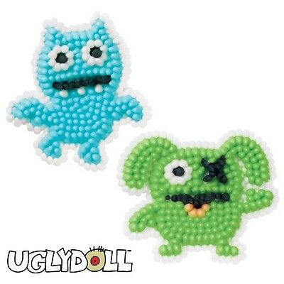 Icing Decorations - Ugly Doll