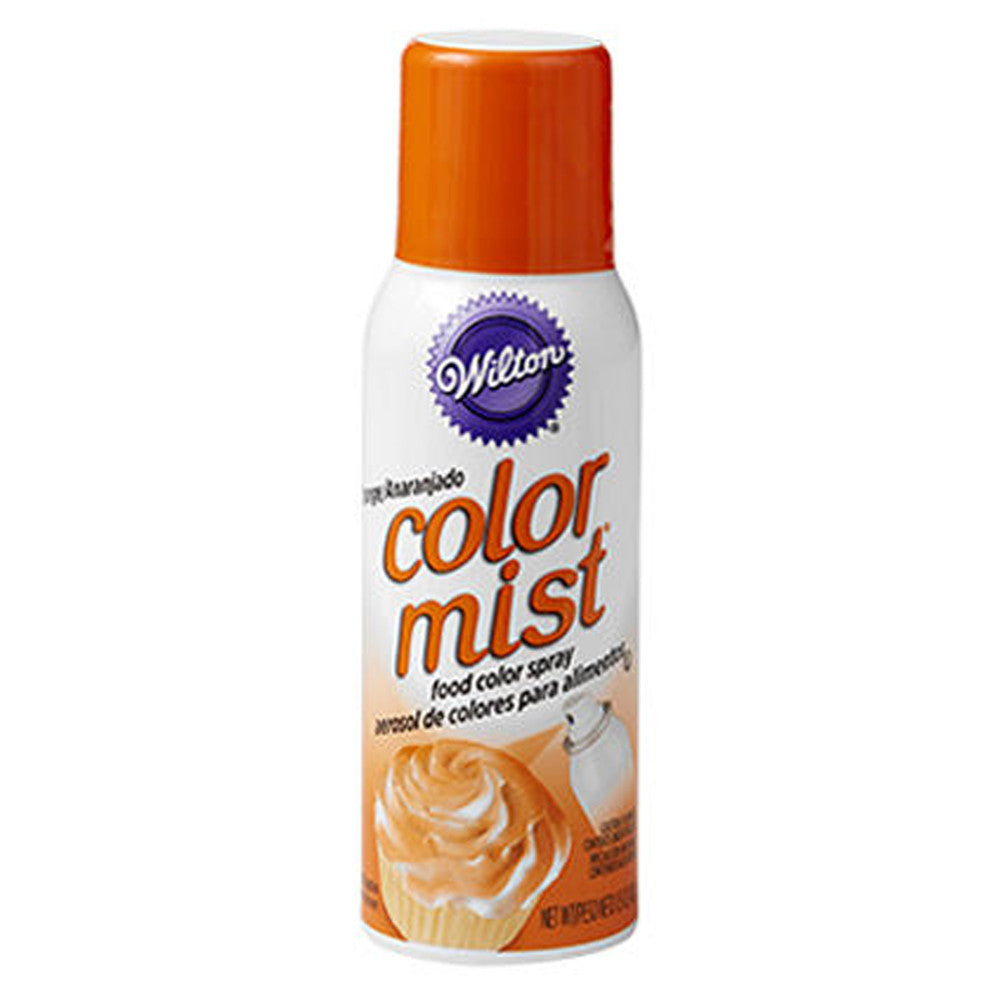 Color Mist - Orange