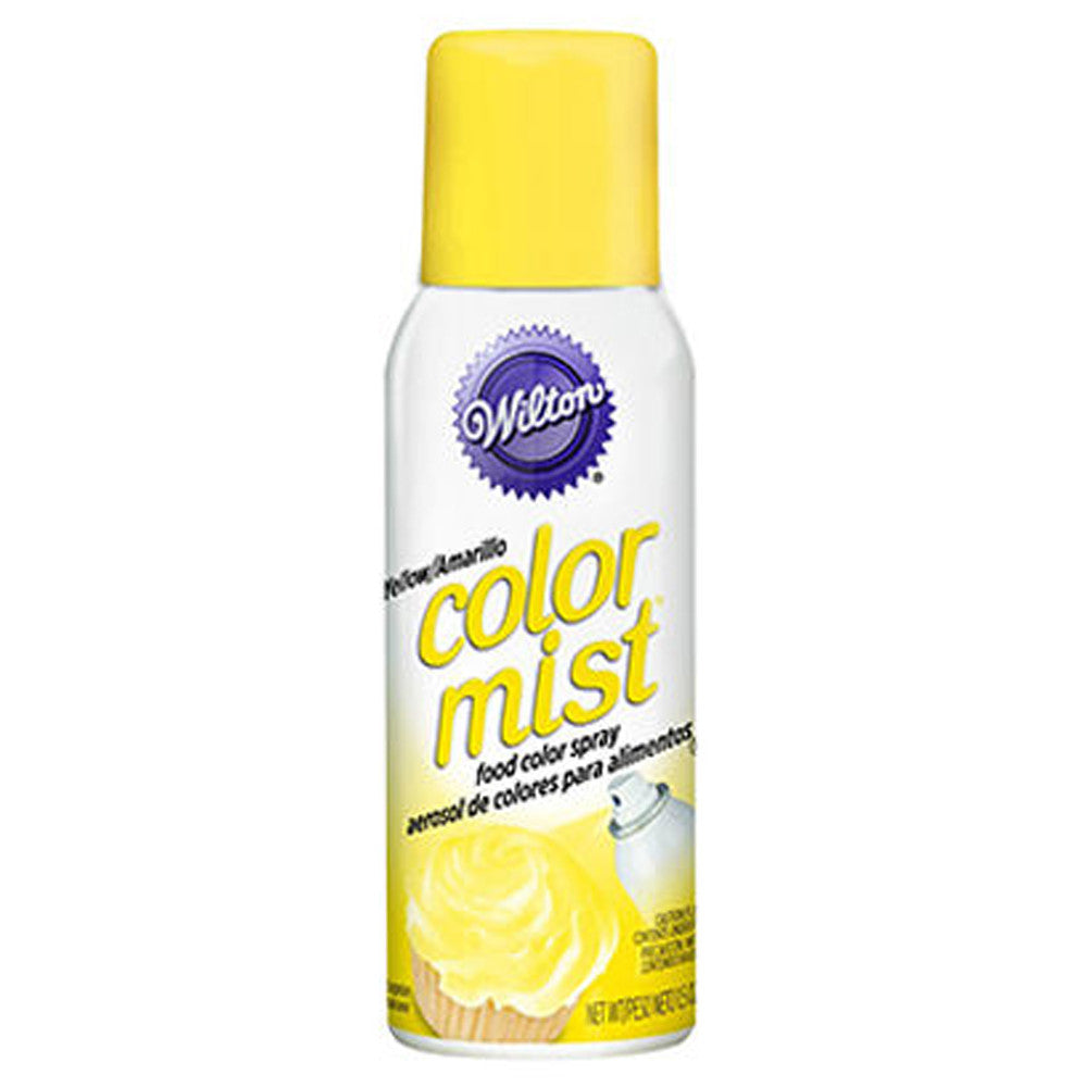 Color Mist - Yellow