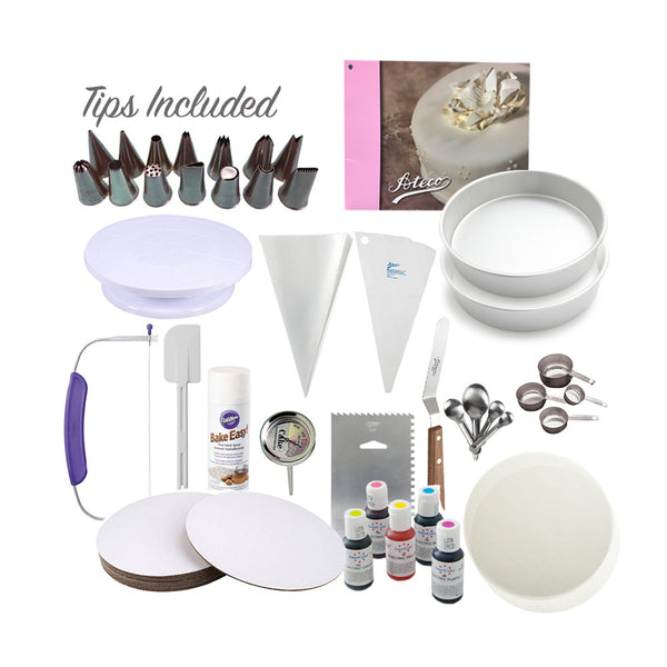 Cake Beginners Kit