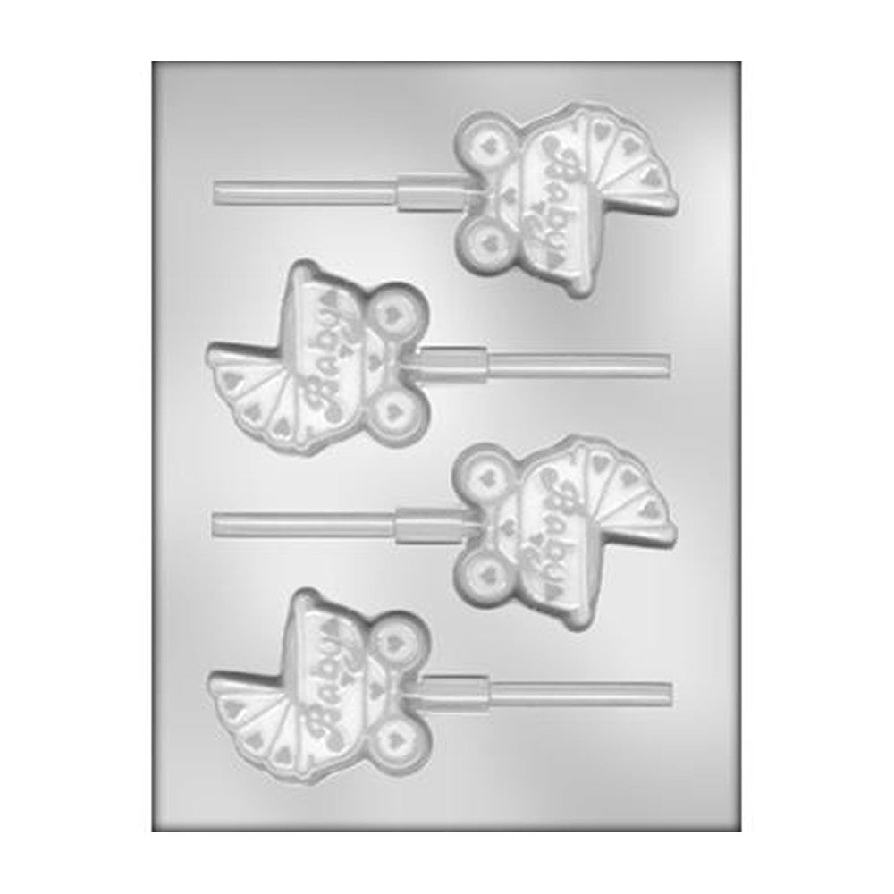 Chocolate Mold - Buggy 2¾""