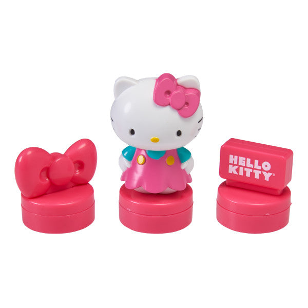 Hello Kitty Stamper Cake Topper