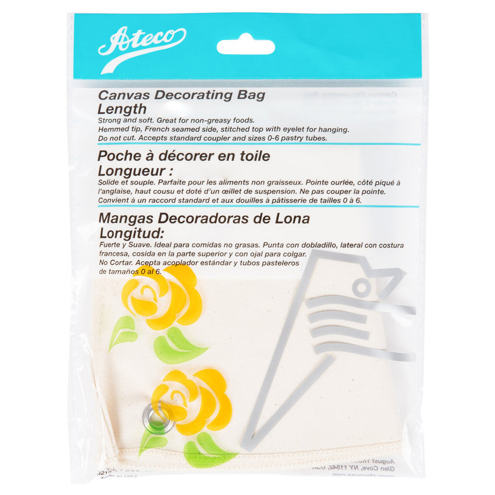 Canvas Decorating Bags