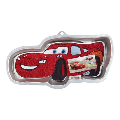 Cake Pan - Lightning McQueen Cars