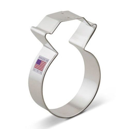 Cookie Cutter - Diamond Ring