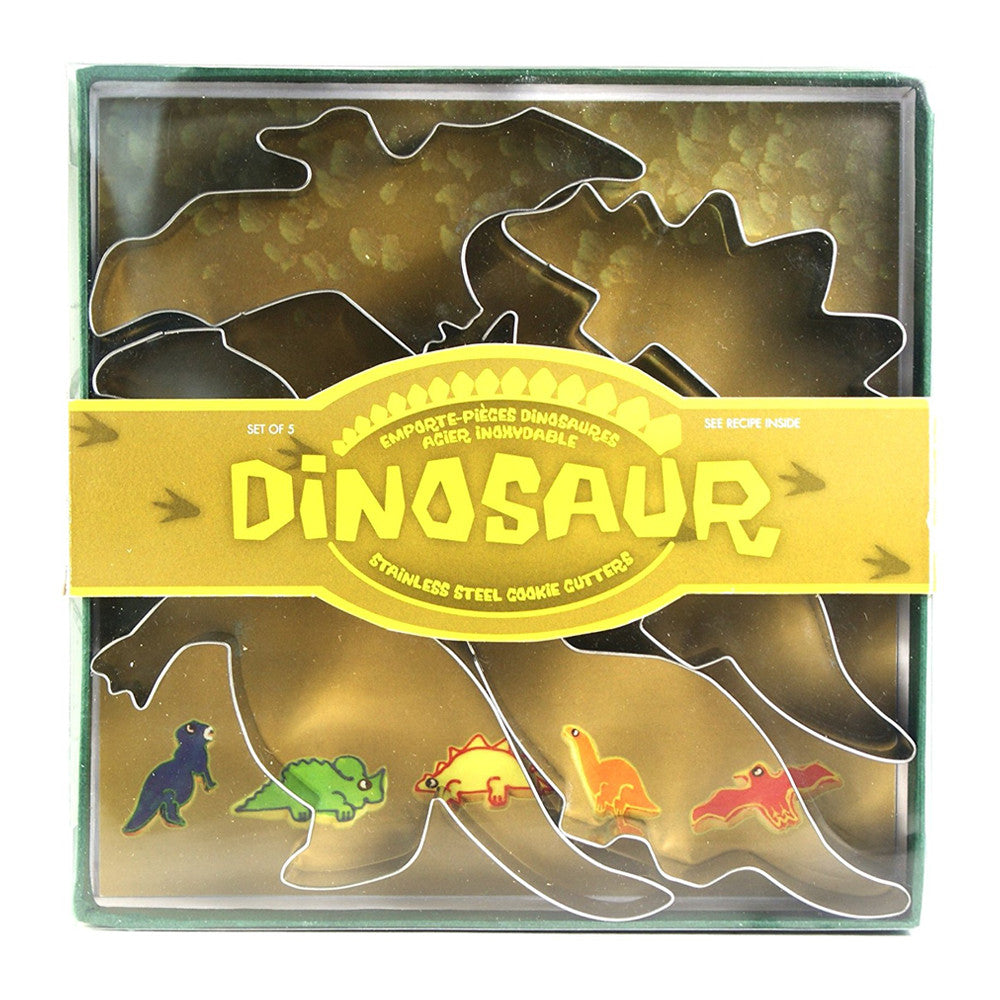 Cookie Cutter Set - Dinosaur
