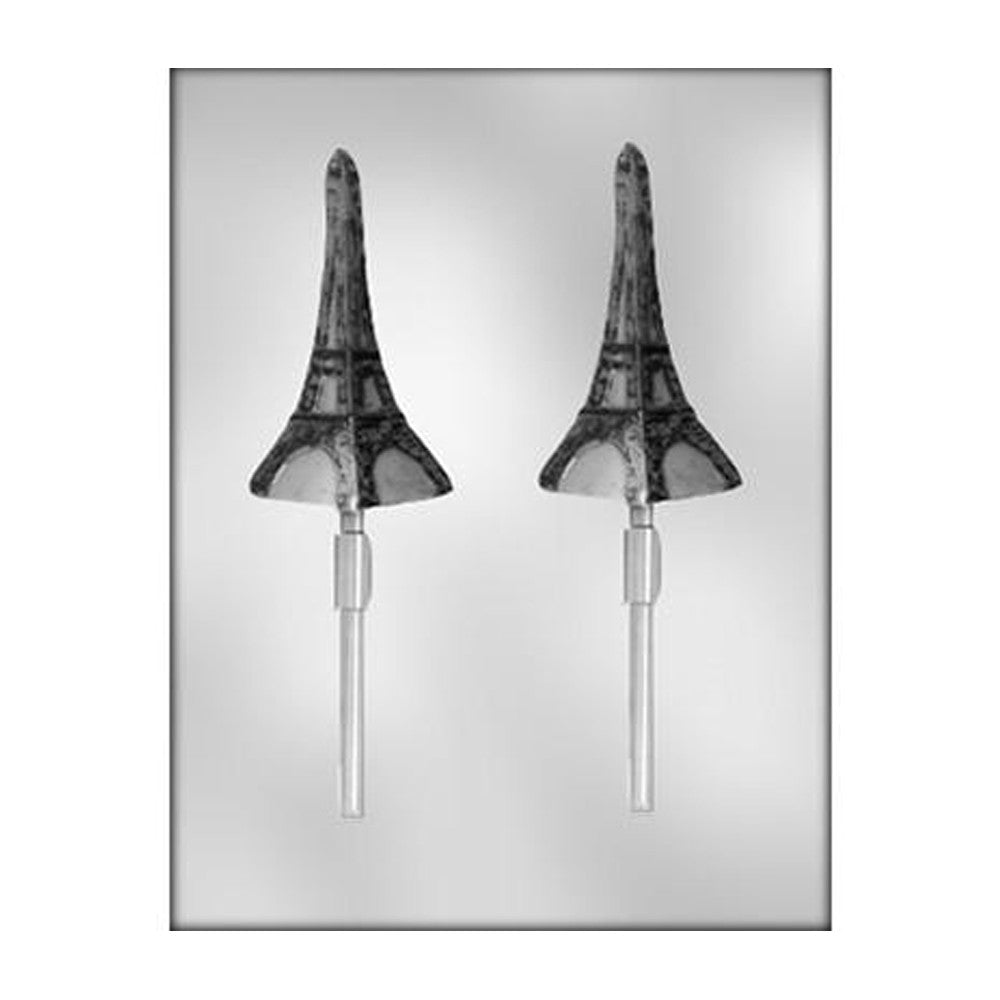 Chocolate Mold - Eiffel Tower Sucker