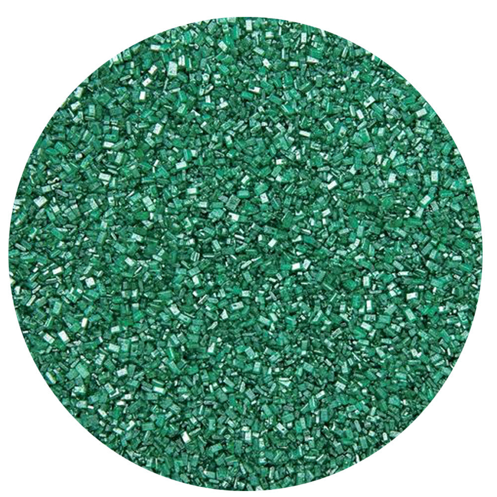 Emerald Pearlized Sugar